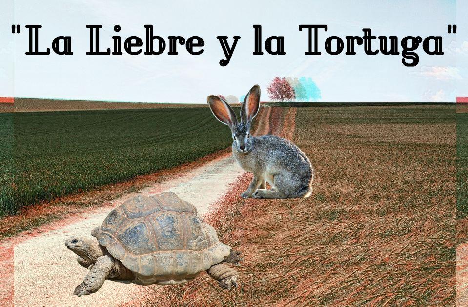 Fábula La Liebre y la Tortuga