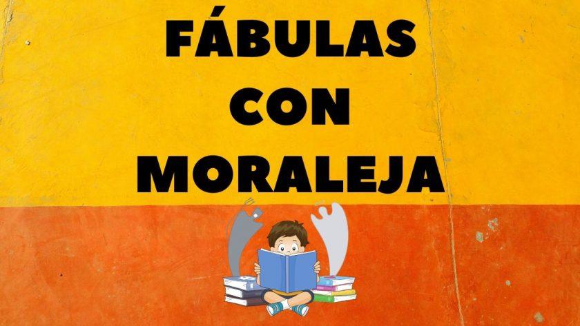 Fabulas con moraleja